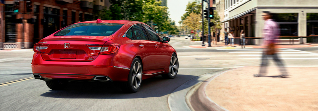 New Accord offers styling, versatility