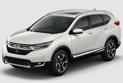 2018 CR-V White Diamond Pearl