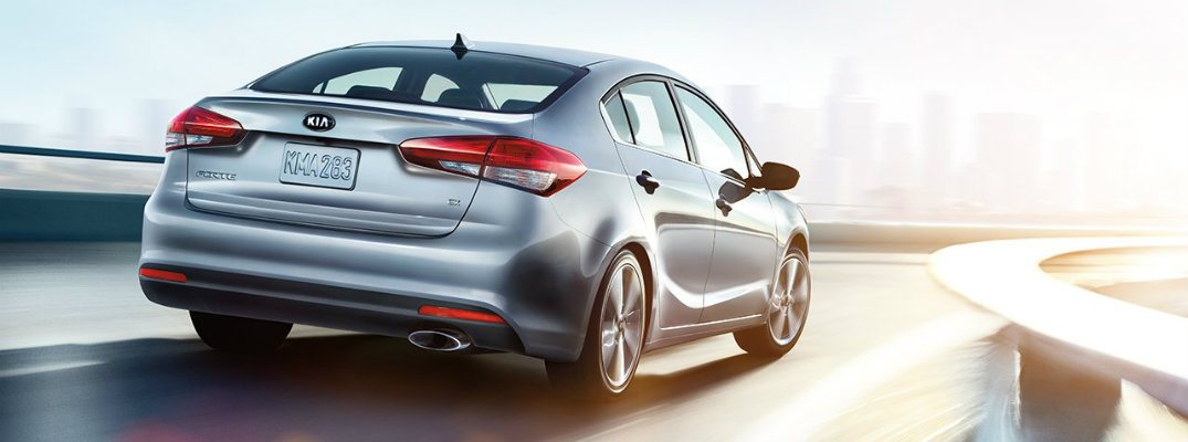 2017 Kia Forte safety features