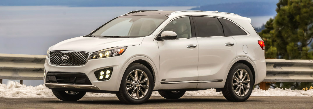 2018 Kia Sorento Engine Options and Performance
