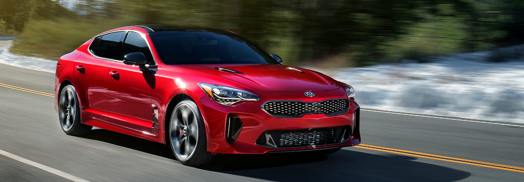 Video: Take a closer look at the new Kia Stinger