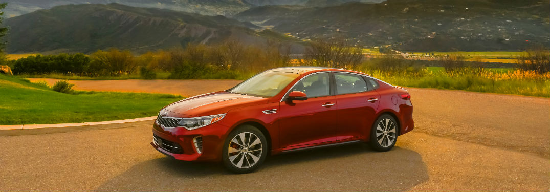 What Features Are Available on the 2018 Kia Optima?
