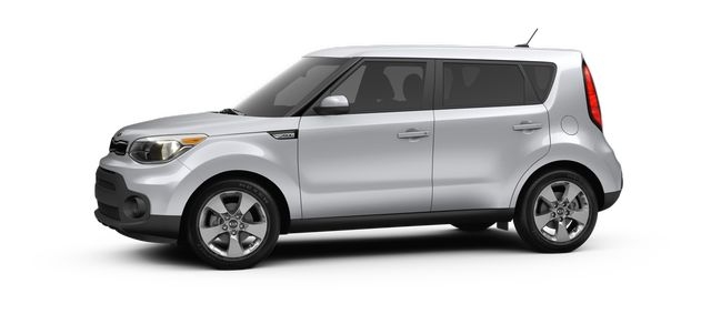 2018 Kia Soul Base Bright Silver_o
