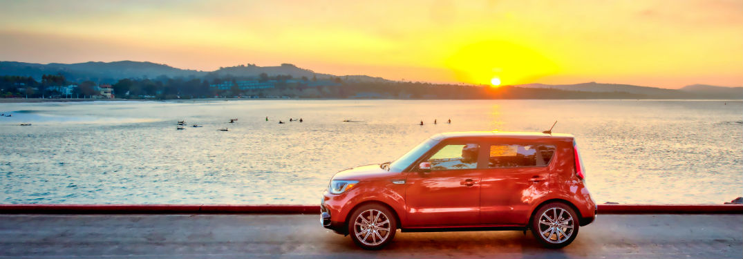 2018 Kia Soul Color Options Old Saybrook, CT