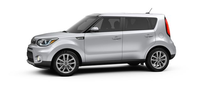 2018 Kia Soul Plus Bright Silver_o