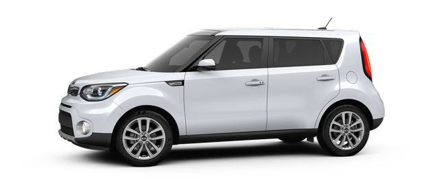 2018 Kia Soul Plus Clear White_o