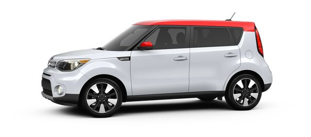 2018 Kia Soul Plus White Red_o
