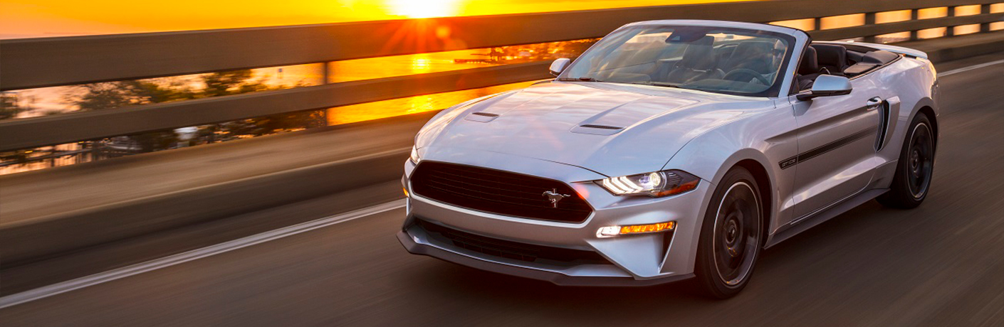 What Engine Options are Available on the 2019 Ford Mustang?
