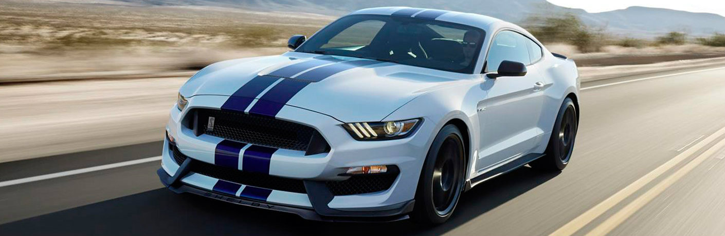 What Ford Mustang Models are the Fastest?