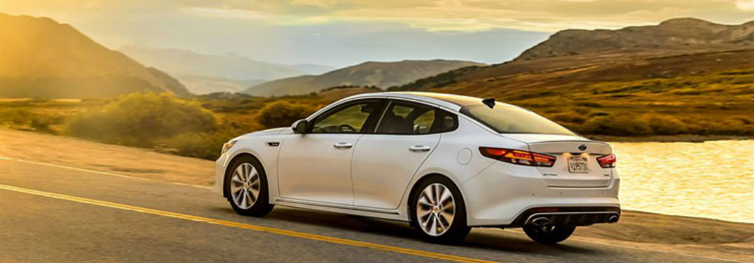 ... What Is The Price Of The 2018 Kia Optima?