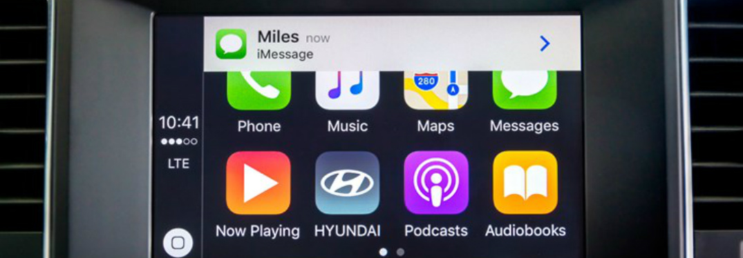 How to install Apple CarPlay in your Hyundai Vehicle