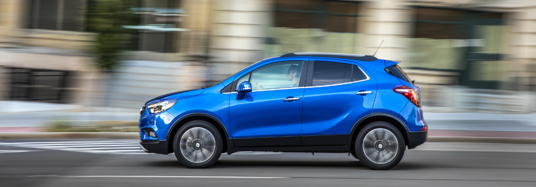 Buick Adds Increased Safety Features to Encore Lineup