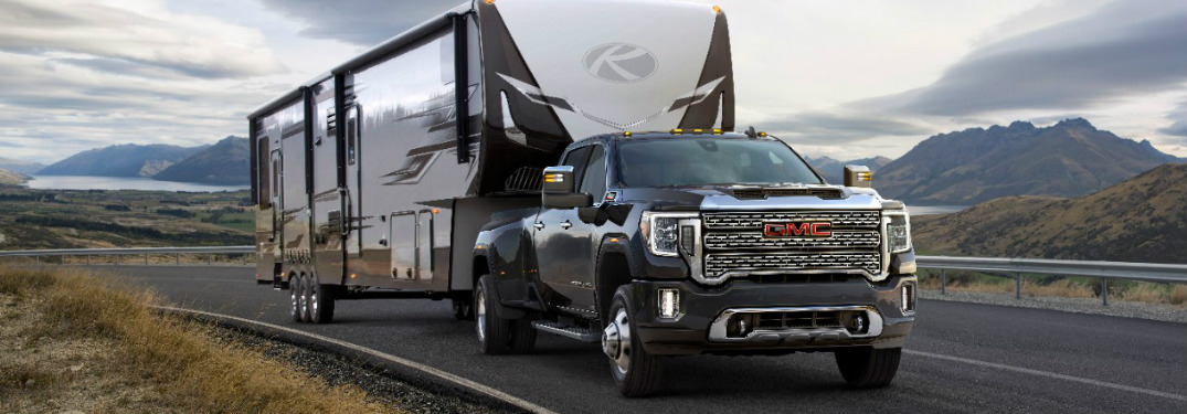 When will the new GMC Sierra be available?