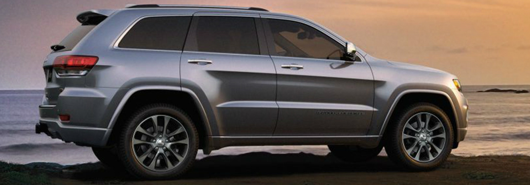 What active safety features are available on the 2019 Jeep Grand Cherokee?