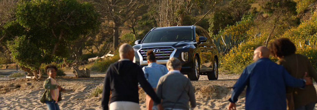 Still from the Hyundai Better Drives Us ad campaign