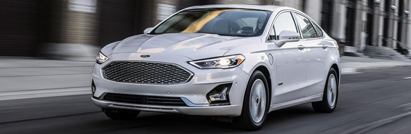 Check out how much room is on the inside of the 2019 Ford Fusion!