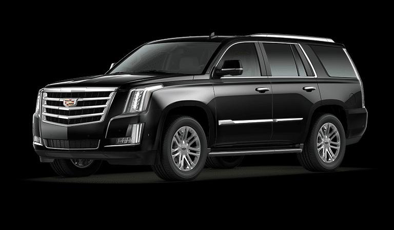 2020 Cadillac Escalade Black Raven