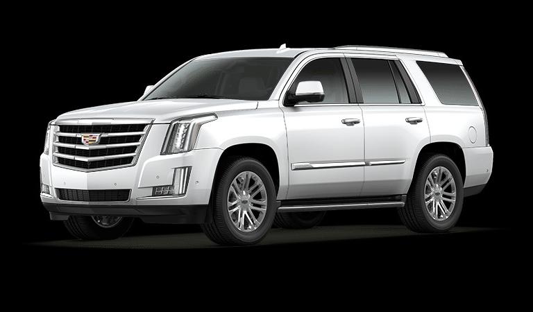 2020 Cadillac Escalade Crystal White Tricoat