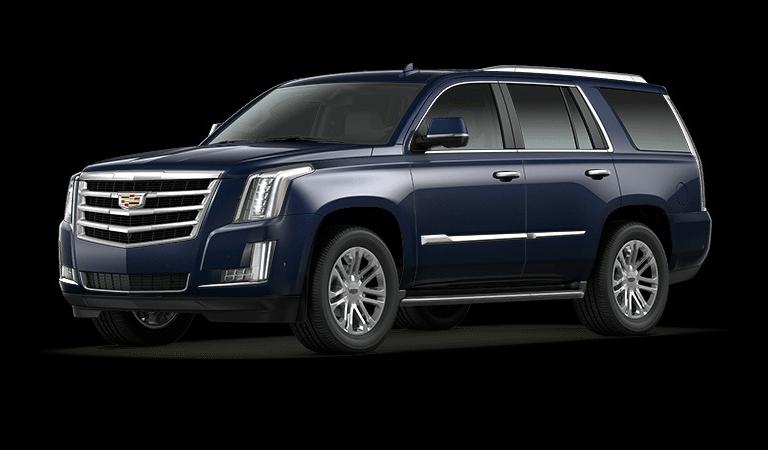 2020 Cadillac Escalade Dark Adriatic Blue Metallic