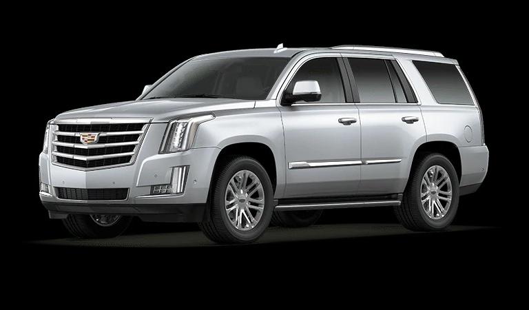 2020 Cadillac Escalade Radiant Silver Metallic