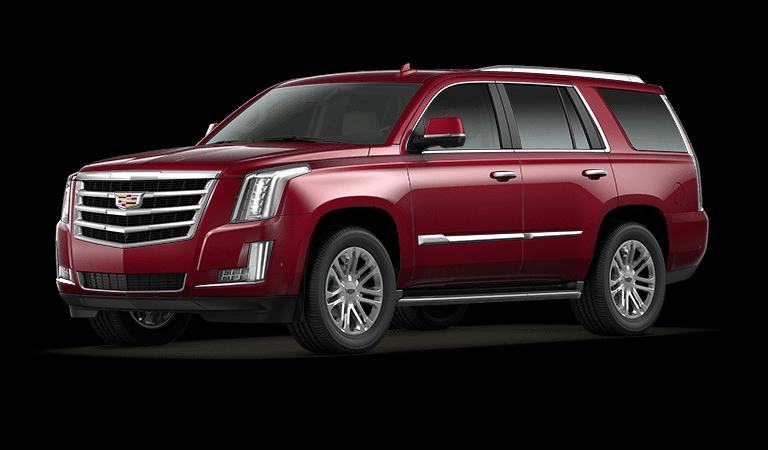 2020 Cadillac Escalade Red Passion Tintcoat
