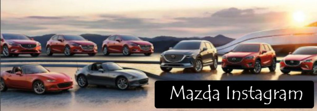 Check out these great Mazda Instagram photos! - Vic Bailey ...