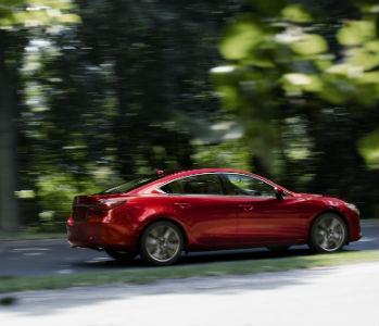 Mazda S Sedan History Leads To The New 2018 Mazda6 Vic