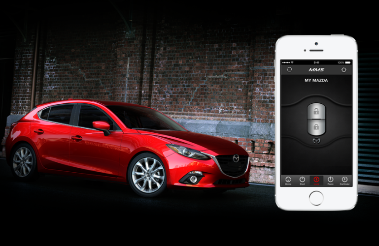 What is Mazda Mobile Start and how do I use it? - Vic Bailey