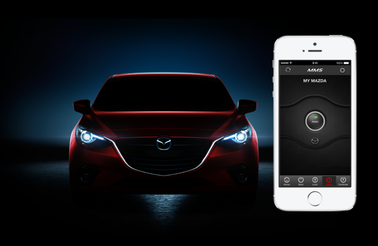 What Is Mazda Mobile Start And How Do I Use It Vic