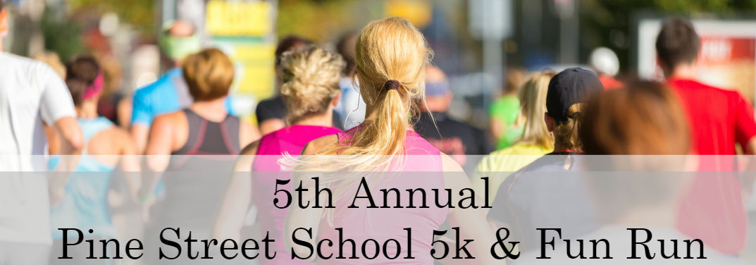 2018 5th Annual Pine Street School 5K and Fun Run in Spartanburg, SC