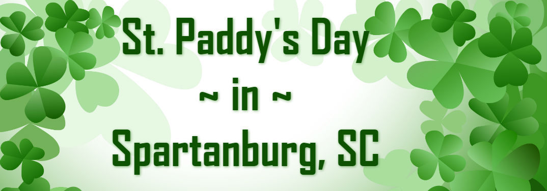 St. Patrick's Day in Spartanburg, SC