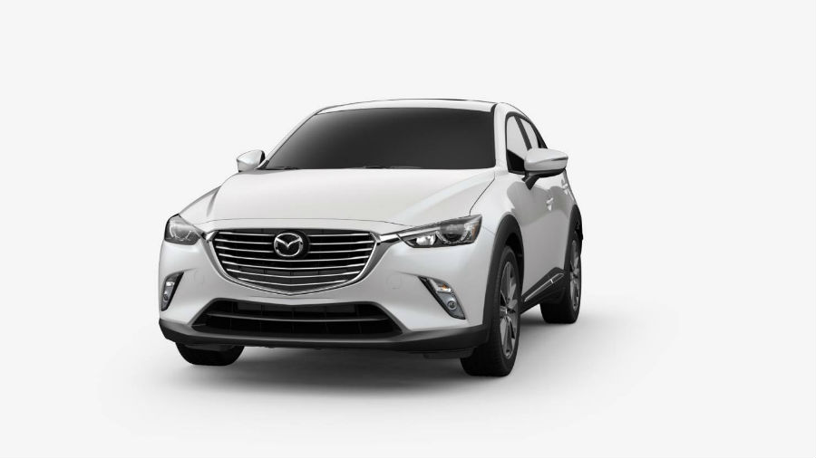 What Are The Available Color Options For The 2018 Mazda Cx 3