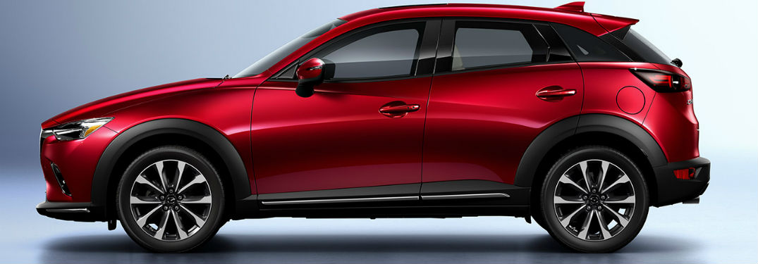 Does 2019 Mazda CX-3 have all-wheel drive?
