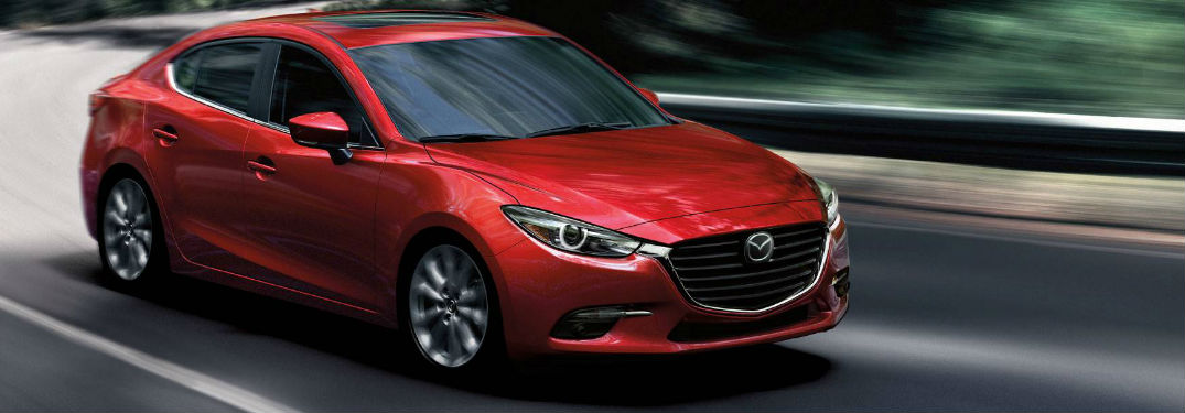 Mazda3 highlights its stylish and sporty good looks on Instagram in 6 amazing photos