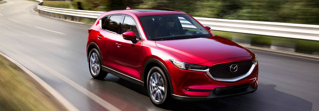 Innovative high-tech safety features help give new 2019 Mazda CX-5 crossover SUV a top rating for passenger protection