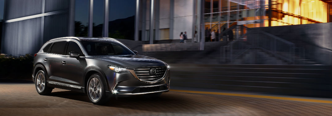 2019 Mazda CX-9 offers impressive performance specs that help deliver a fun driving experience behind the wheel