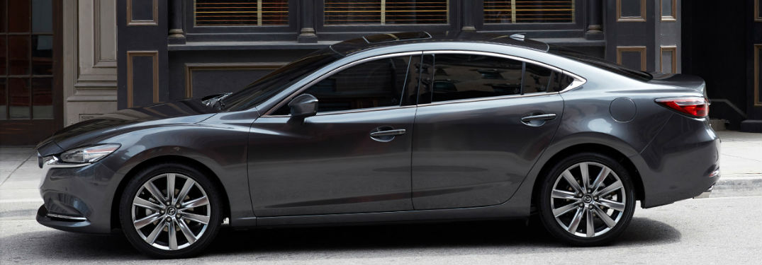 2019 Mazda6 Signature side profile