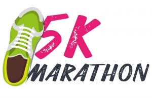 5K Marathon text