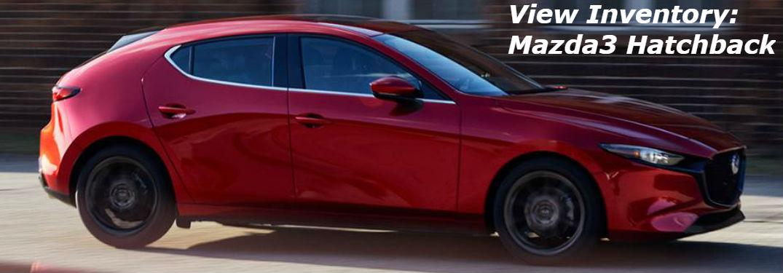 Mazda3 Hatchback side profile