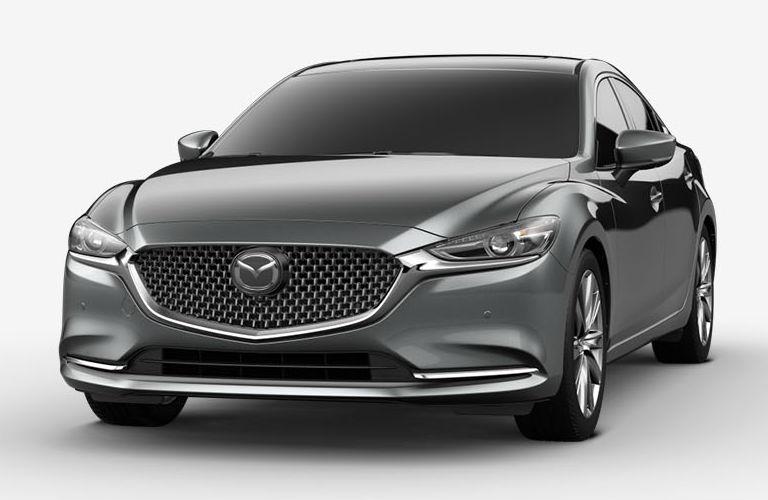 2020 Mazda6 Machine Gray Metallic