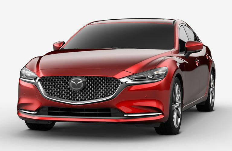 2020 Mazda6 Soul Red Crystal Metallic