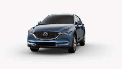 2020 Mazda CX-5 Eternal Blue Mica