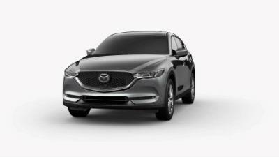 2020 Mazda CX-5 Machine Gray Metallic