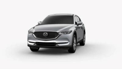 2020 Mazda CX-5 Sonic Silver Metallic