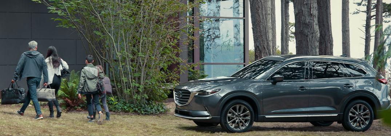 2020 Mazda CX-9 side profile
