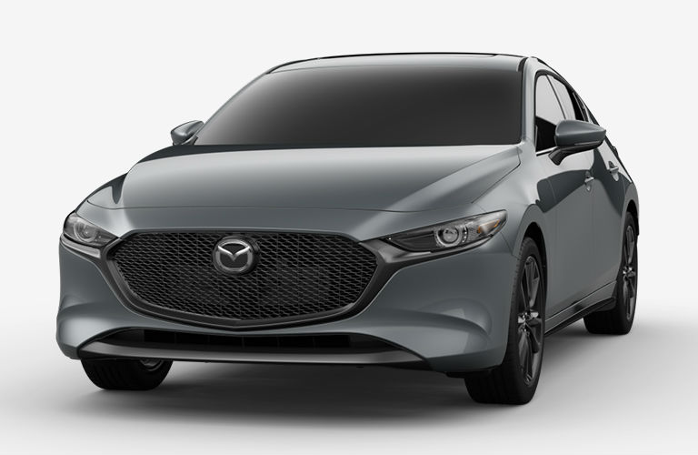2020 Mazda3 Hatchback Polymetal Gray Metallic