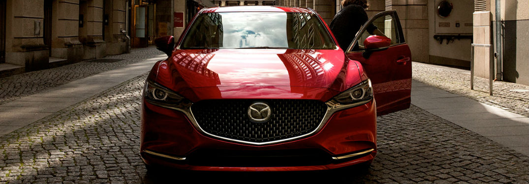 A long list of safety features helps give new 2020 Mazda6 sports sedan a top rating