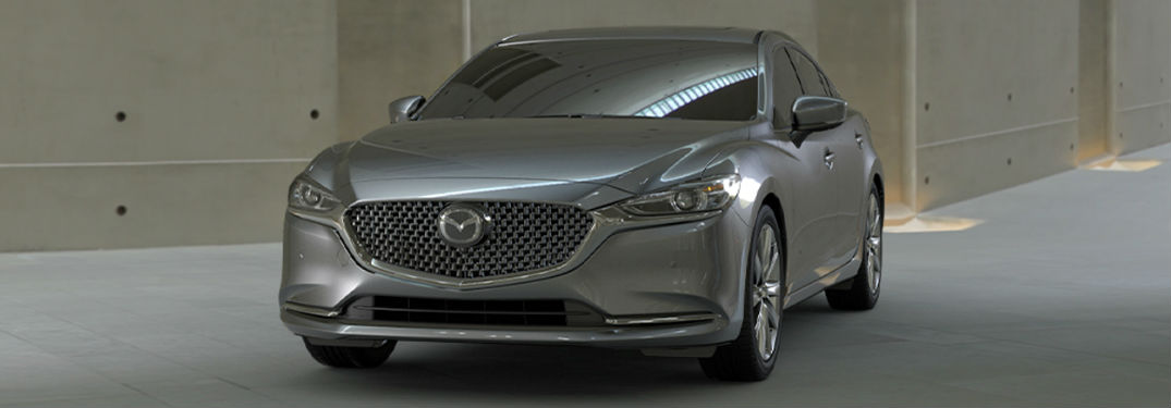 Long list of performance features in the new 2020 Mazda6 helps make every drive more exciting