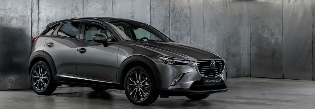 High-tech safety features available in new 2020 Mazda CX-3 help give it a top rating