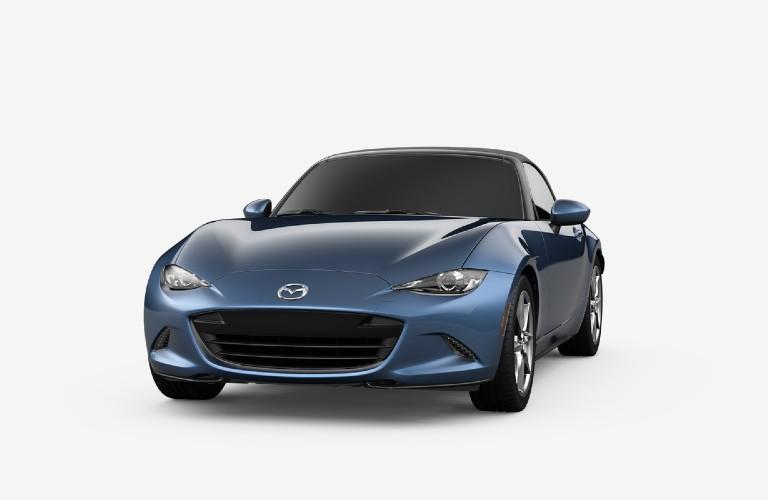 2020 Mazda MX-5 Miata Eternal Blue Mica
